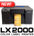Primera LX2000 Pigment Inkjet Label Printer